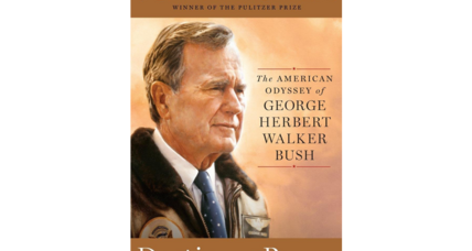 'Destiny and Power' brings a gentle touch to biography of Bush 41